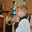 New Altar Servers photo album thumbnail 27