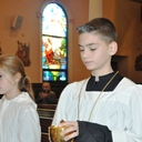 New Altar Servers photo album thumbnail 33